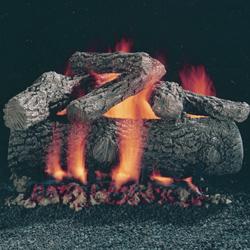24 in Premium Fire Oak, Vented